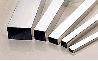 welded stainless steel square tube
